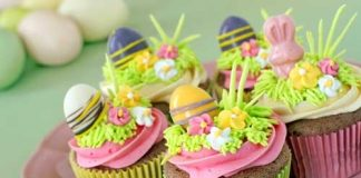 Easter Egg Cupcakes Holiday Treat