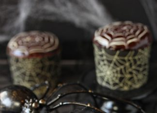 Everything Spider Cupcakes