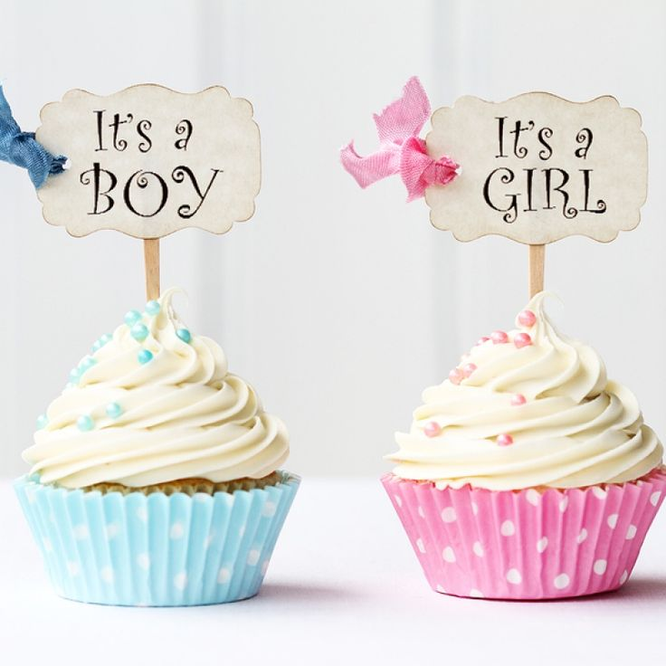 38 Baby Shower Cupcakes Gallery
