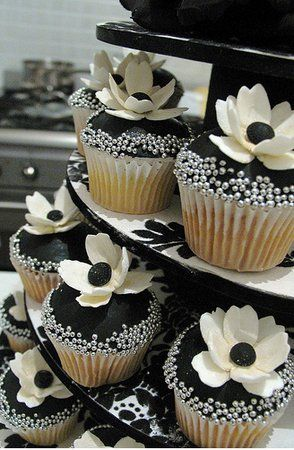 47 Gorgeous Wedding Cupcakes - Cupcakes Gallery