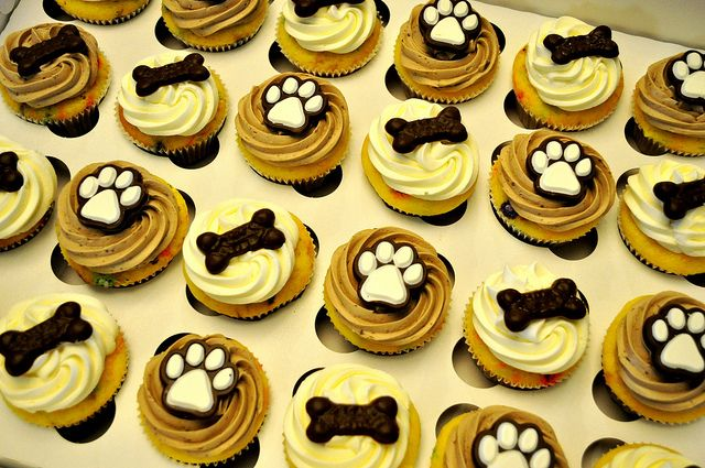 Cupcakes for Dog Lovers