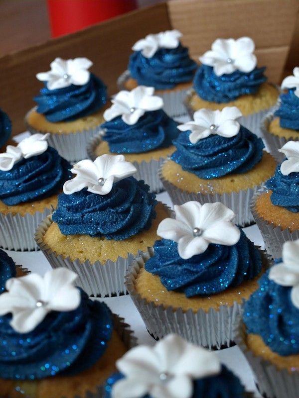47 Gorgeous Wedding Cupcakes