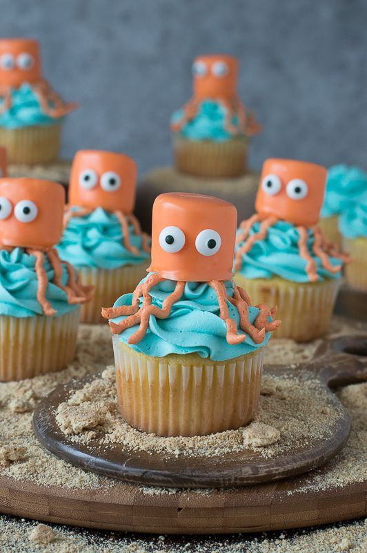 35 Amazing Animal Cupcakes Cupcakes Gallery
