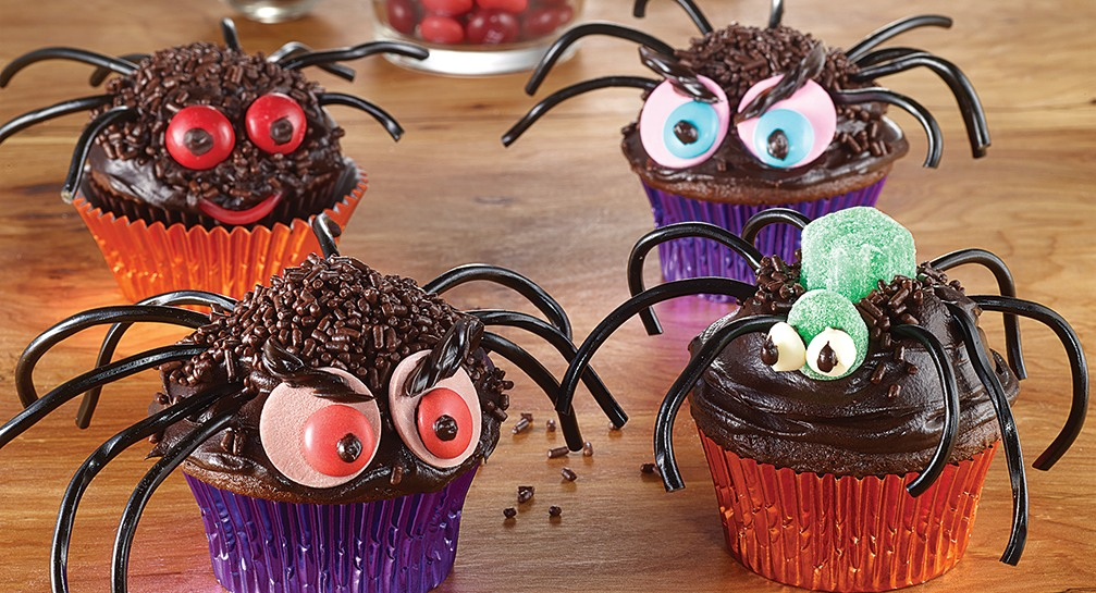 Creepy cakes recipes