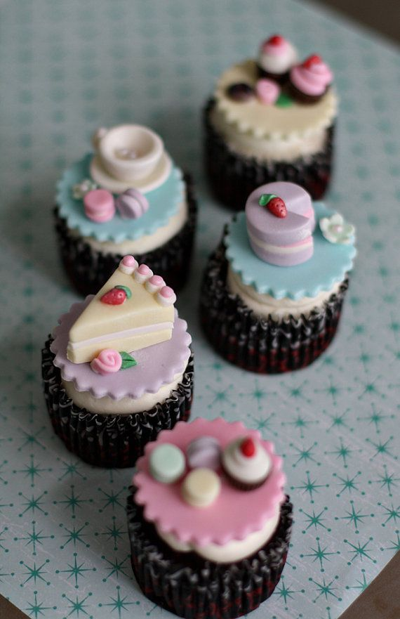 42 Epic Party Cupcakes Cupcakes Gallery
