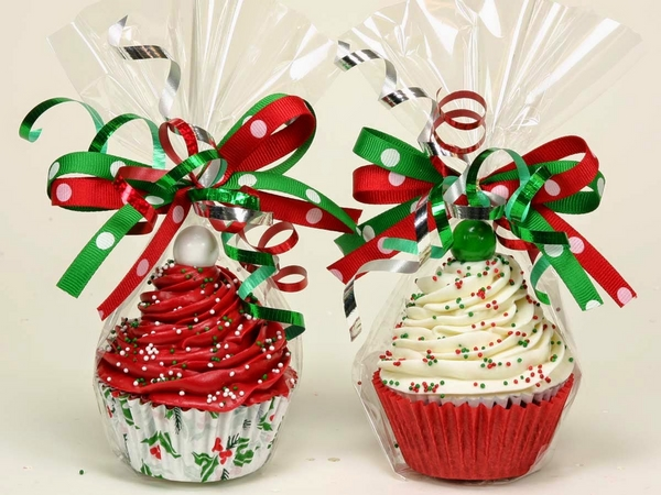 31 special gift cupcakes cupcakes gallery for Christmas present homemade gift ideas