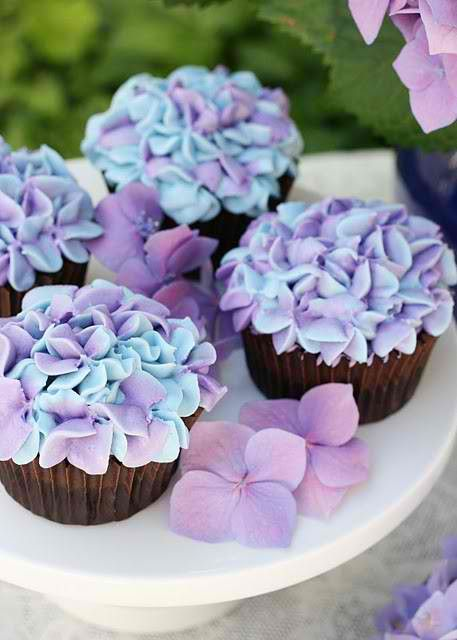 Best Purple Cupcakes
