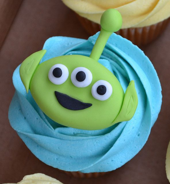 Best Toy Story Cupcake