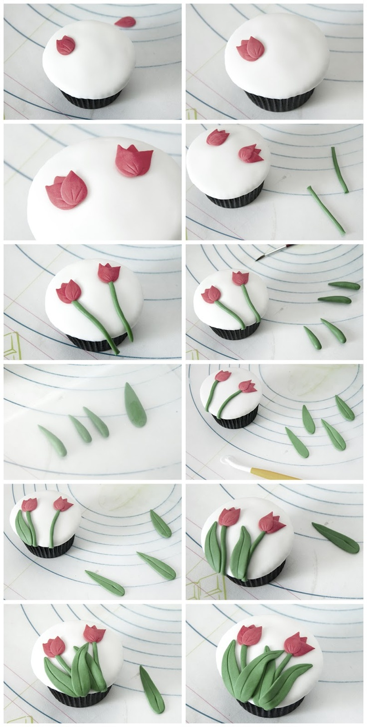 Catcakes Cupcake Toppers