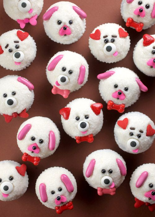 Dog Lovers Cupcakes