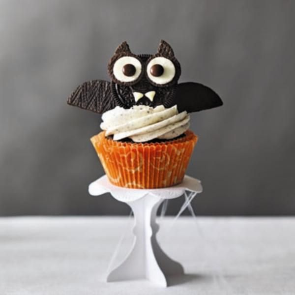 Haunted Owl Cupcake Toppers