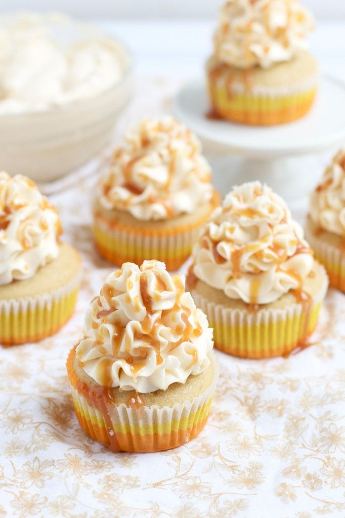 30 Tasty Salted Caramel Cupcakes - Cupcakes Gallery