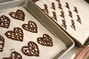 Valentine's Day Special Cupcake Toppers