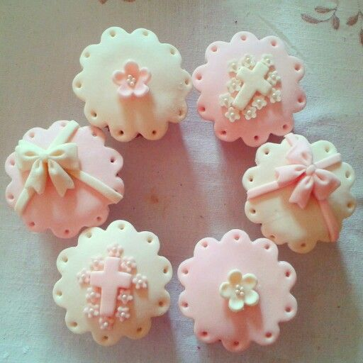 Wedding Special Pearls Cupcakes