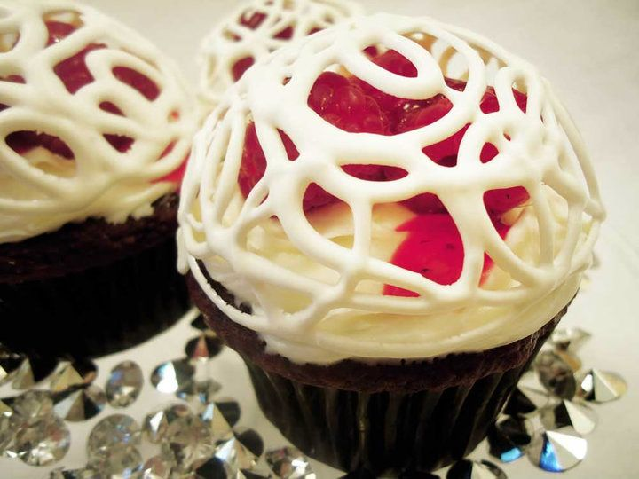 31 Chocolate Cupcake Toppers Cupcakes Gallery