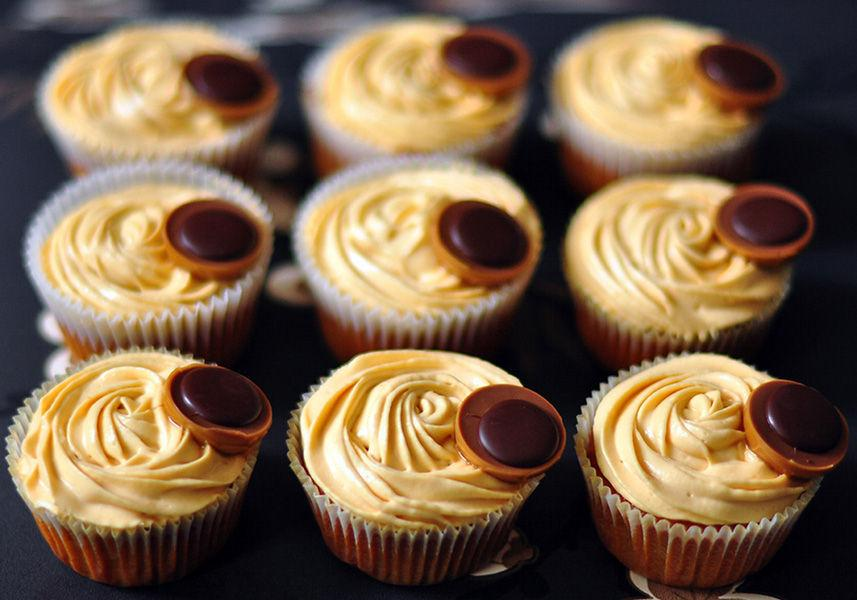 Death By Caramel Cupcakes