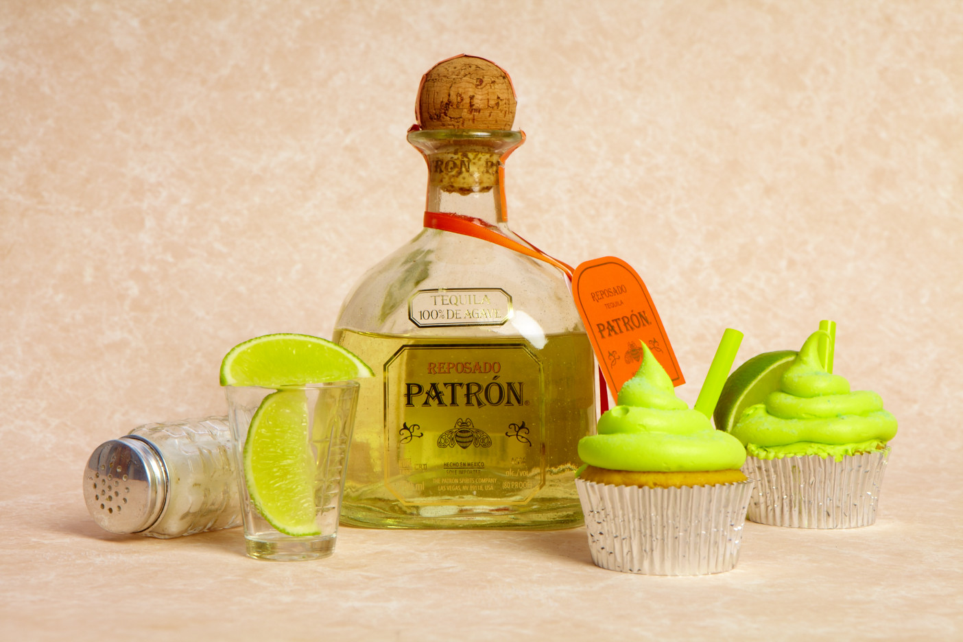 Tequila Cupcakes
