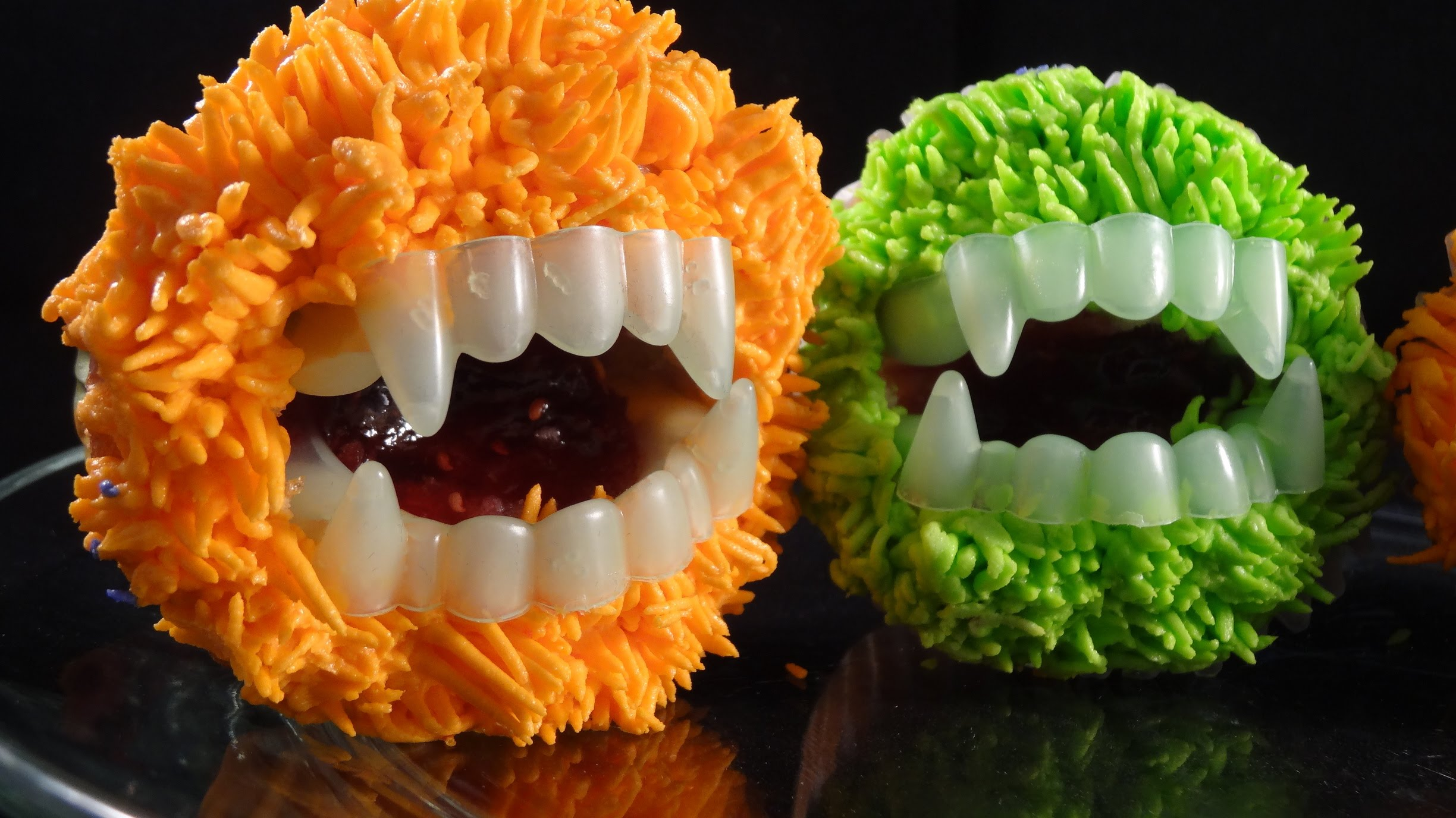 Big Mouth Cupcakes