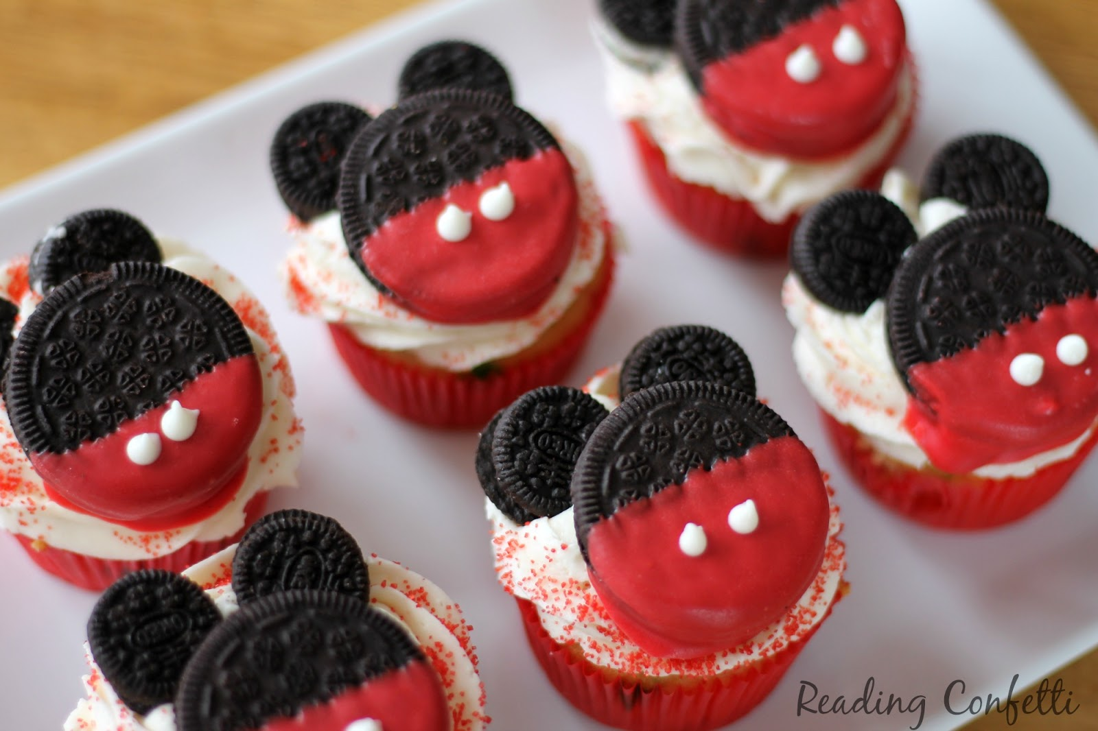 30 Creative Mickey Mouse Clubhouse Cupcakes Cupcakes Gallery