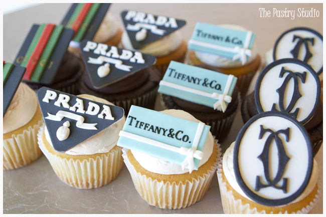 35 Vogue Cupcakes For Fashion Designers Cupcakes Gallery