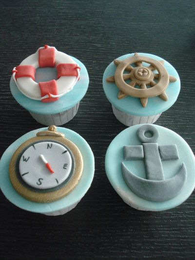34 Inventive Sailors Cupcakes Cupcakes Gallery