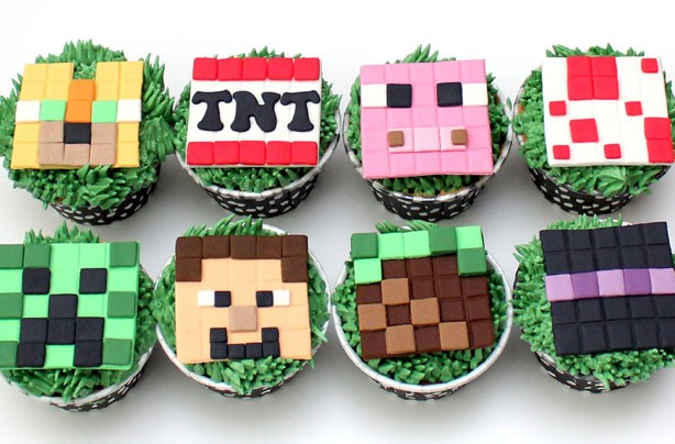 35 Gaming Cupcakes For...