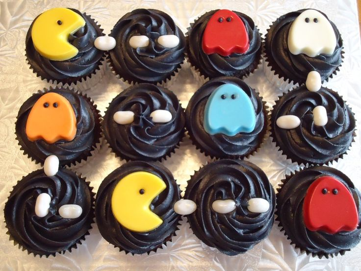 35 Gaming Cupcakes For Game App Developers