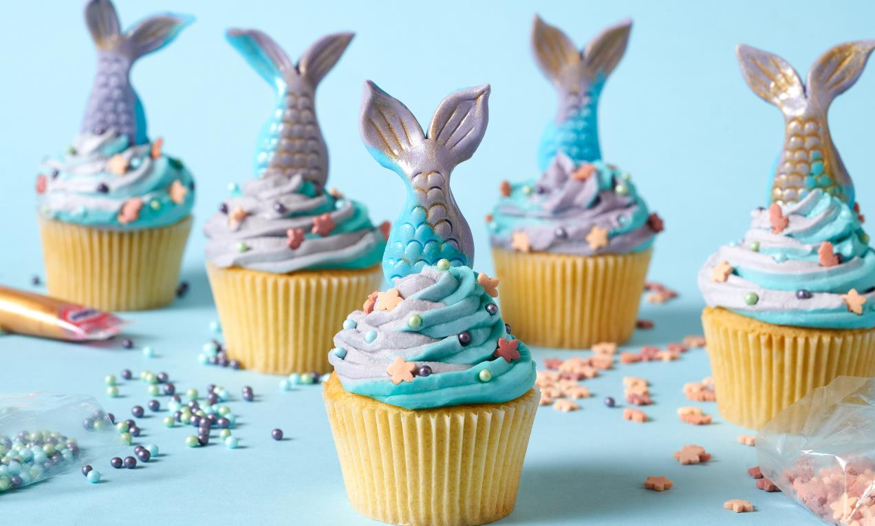 30 Mermaid Cupcake Ideas Are Too Pretty To Eat Cupcakes Gallery